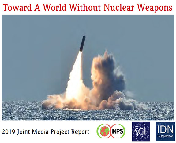 Toward a World without Nuclear Weapons 2019