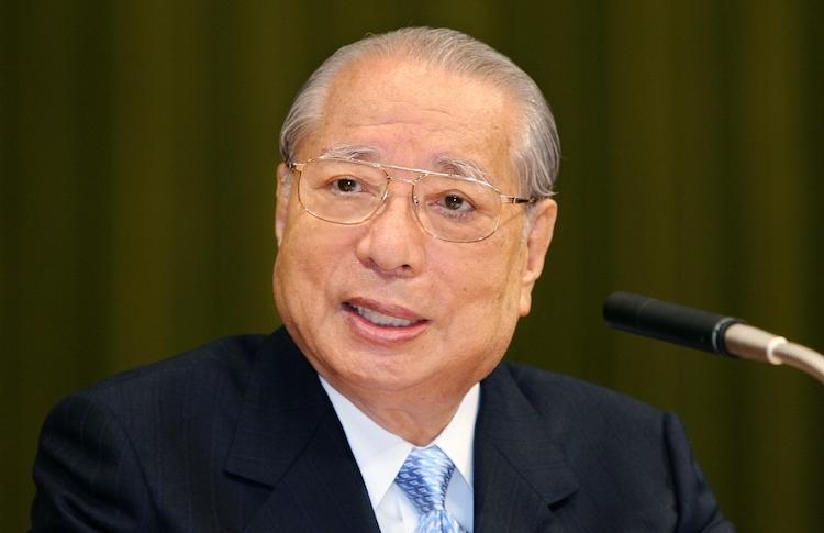 Photo: Dr. Daisaku Ikeda. Credit: Seikyo Shimbun.