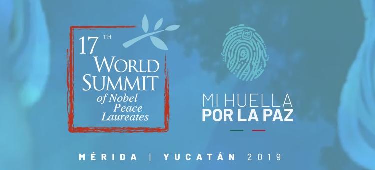 Image credit: World Summit of Nobel Peace Laureates.