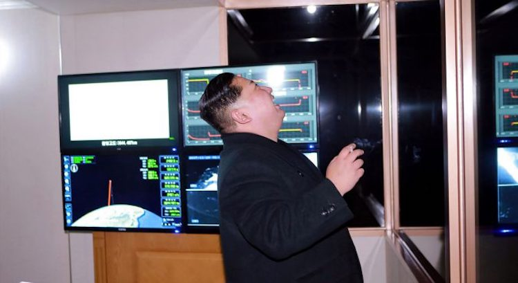 Photo: DPRK state media has been quite transparent about DPRK missile intent | Credit: KCNA