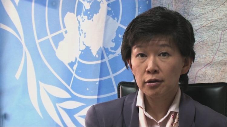 Photo: UNODA Chief Izumi Nakamitsu. Credit: UN Audiovisual Library