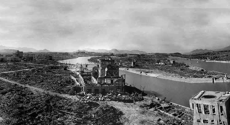 Photo credit: Hiroshima Peace Memorial Museum, Shigeo Hayashi - RA119-RA134